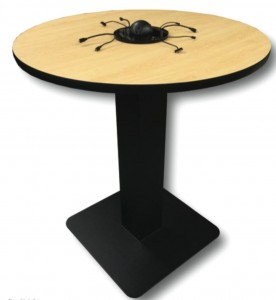Vischarge Power table