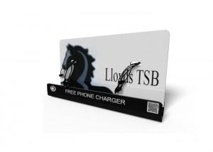 llyods_tsb M8 Mobile phone charging kiosk