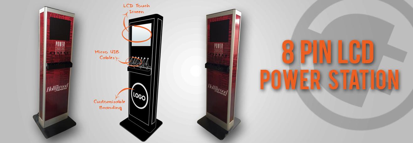 Mobile Phone Charging Kiosk | Mobile Phone Charging station
