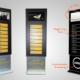 Mobile phone charging locker
